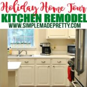Holiday Home Tour – Kitchen & Breakfast Room