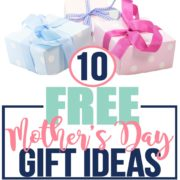 10 Free Mother's Day Gift Ideas to Make You Look Like a Rockstar
