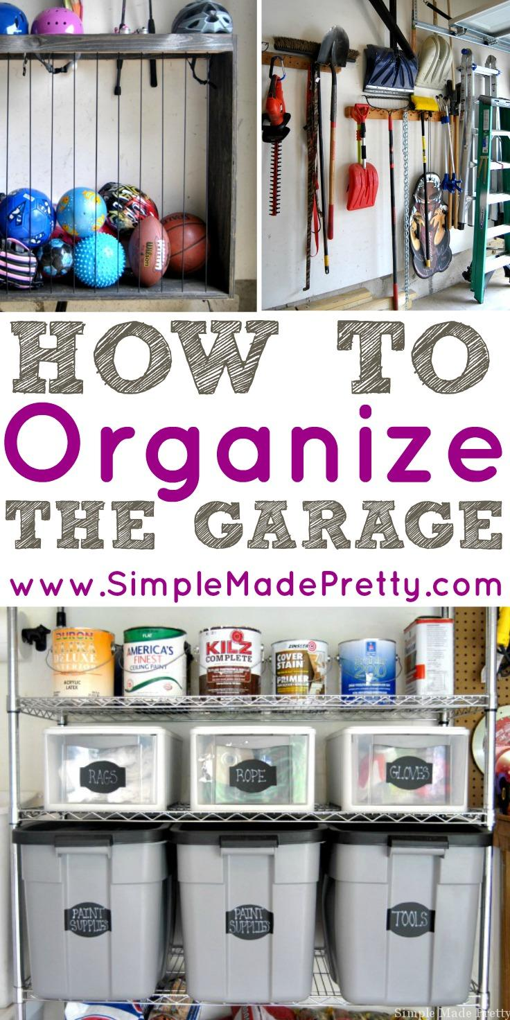 Home Organizing Must-Haves - Simple Made Pretty