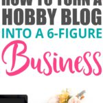This blogger learned how to turn a hobby craft and lifestyle blog into a business where she makes real money blogging and working from home. She has the best ideas for beginner bloggers looking to make their blog their business.