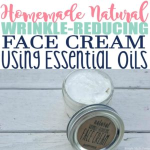 Homemade Natural Wrinkle Cream That'll Make You Look Years Younger