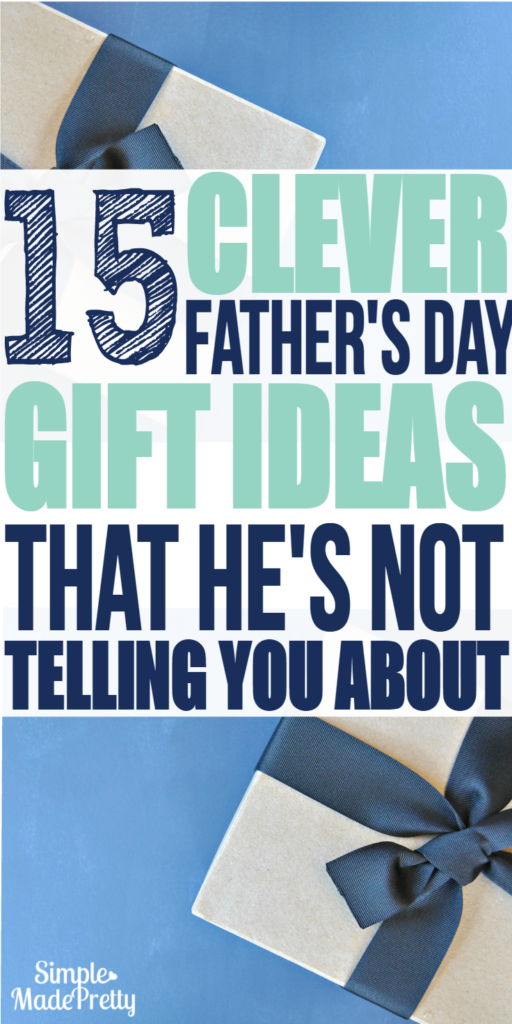 There Are Some Unique Father S Day Gift Ideas On This List My Dad And Husband