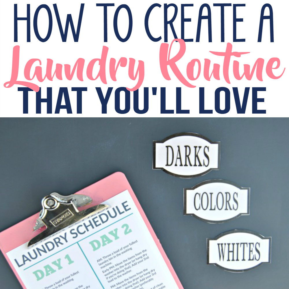 The Secret Laundry Hack That'll Make You Love Laundry Day