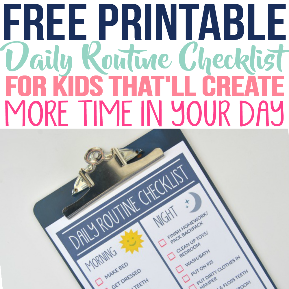graphic about Printable Workouts Routines identified as Totally free Printable Everyday Agenda List that Each Active