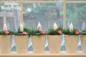 8 Ways to Decorate Your Home for the Holidays Using Dollar Store Items