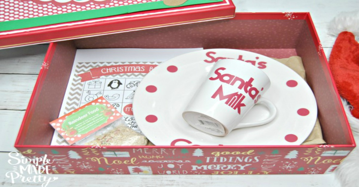 Christmas Eve Boxes Ideas.What To Put In A Christmas Eve Box Free Printable Simple