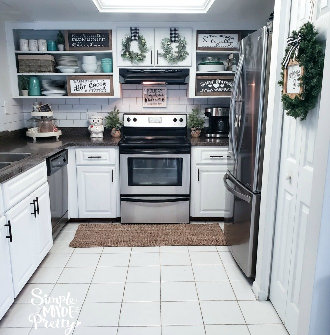 How To Paint Kitchen Cabinets White Without Sanding Much