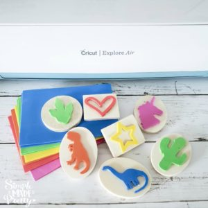 How to make a stamp, making stamps, DIY foam stamps, cutting foam with Cricut, can Cricut cut foam, cutting foam sheets with Cricut, cutting foam with Cricut Explore, Cricut foam projects, Cricut foam sheets, craft foam stamps, how to make foam stamps, make your own stamps craft foam, foam stamps kids, how to make stamps, foam stamps wooden blocks