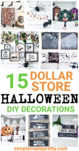 Halloween decor, Halloween, Frugal Halloween decor, Cheap Halloween decor, DIY Halloween, Halloween decorations, Halloween decorations DIY, Halloween decorations Dollar Store, Halloween decorations front porches, Dollar Store Halloween decorations outdoor, Dollar Store Halloween decorations home, Dollar Store Halloween decorations simple, how to make Dollar Store Halloween decorations, scary Dollar Store Halloween decorations, Dollar Store Halloween decorations ideas