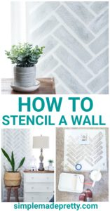 How To Stencil A Wall without bleeding, How To Stencil A Wall tutorials, How To Stencil A Wall bedrooms, How To Stencil A Wall border, DIY How To Stencil A Wall, stencil patterns, stencil templates, how to put stencils on a wall, how to make a wall stencil, cutting edge stencils, herringbone stencil, cutting edge herringbone stencil, cutting edge herringbone brick stencil, stencil patterns DIY, stencil patterns farmhouse, stencil patterns ideas, stencil patterns for bedroom, herringbone brick stencil