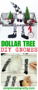 DIY gnomes easy